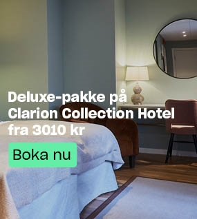Deluxe - Clarion Collection Hotel