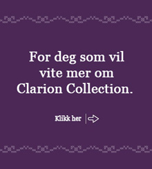 Les mer om Clarion Collection