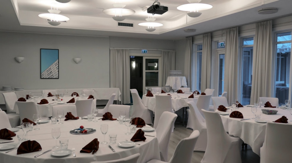 Hotell haugesund clarion collection hotel amanda for Tejas dining room at t conference center
