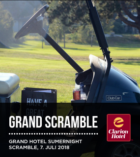 Grand Hotels Summernight Scramble 7. juli 2018