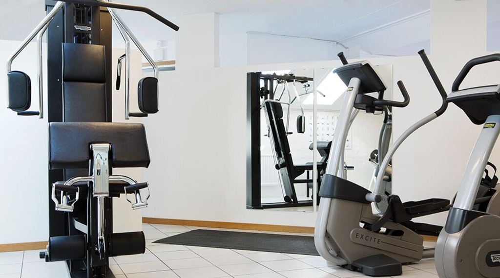Hotell bor s comfort hotel jazz for Ceresio 7 gym spa