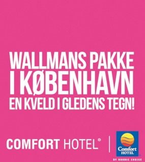 Wallmans Pakke