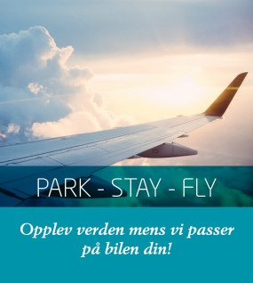 PARK, STAY AND FLY!