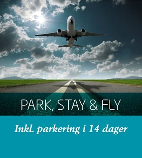 Stay, Park & Fly