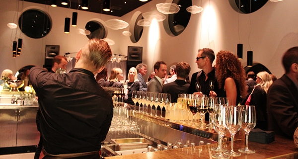 Event i Brasserie X på Quality Hotel Friends
