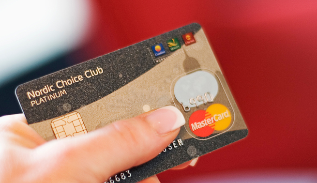 nordic choice club mastercard saldo
